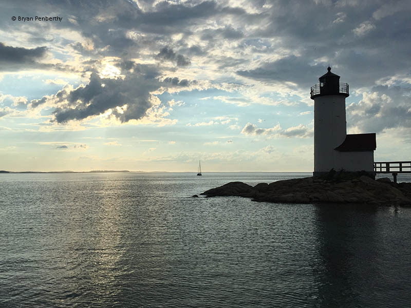 Photo of the Annisquam Lighthouse Lighthouse.