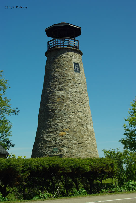 Photo of the Barcelona (Portland Harbor) Lighthouse.