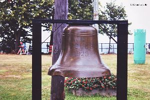 U.S. Lighthouse Service Bell.