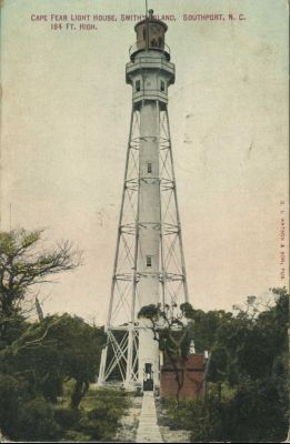 Cape Fear Lighthouse